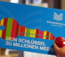 Kostenloser Zugang für die online – Bücherhalle